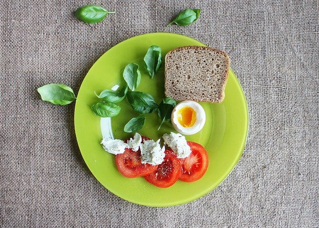 Sportovci a stravování