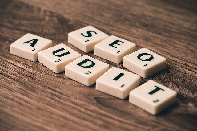 Výběr klíčových slov na webu