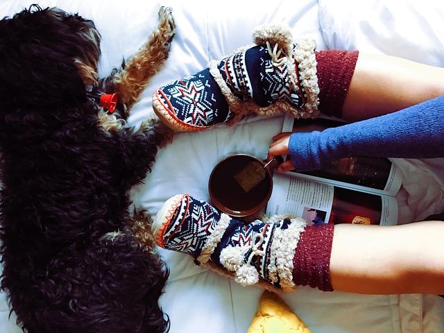 teplé boty