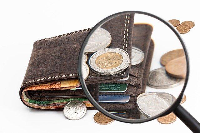 zvětšování peněz