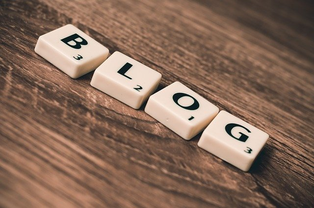 Proč je dobré psát si blog