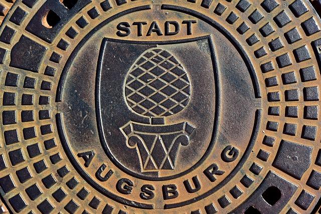 poklop augsburgu