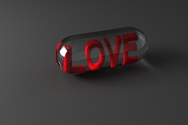 pilulka lásky