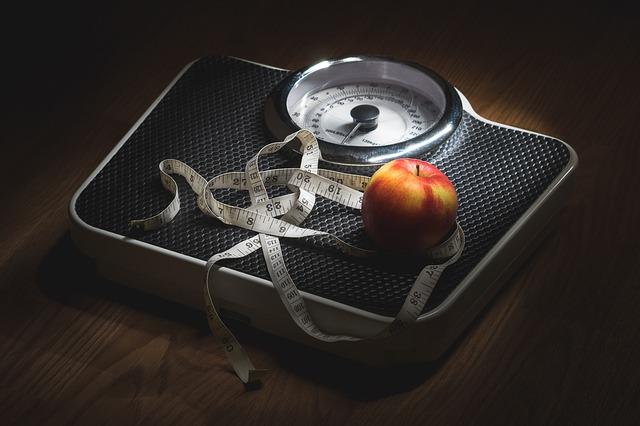 hlídání hmotnosti