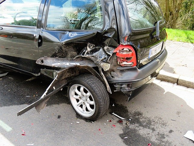 Nebezpečná jízda za volantem