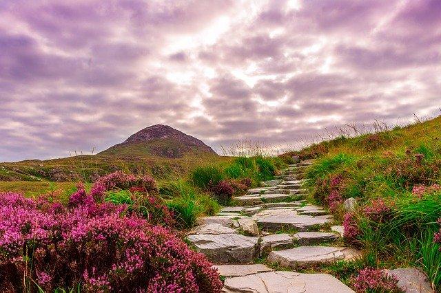 Krásy Irska