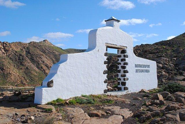 stavba na Tenerife
