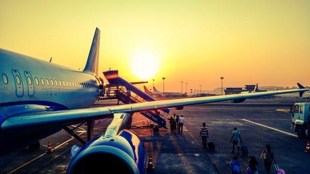 spoždění letu