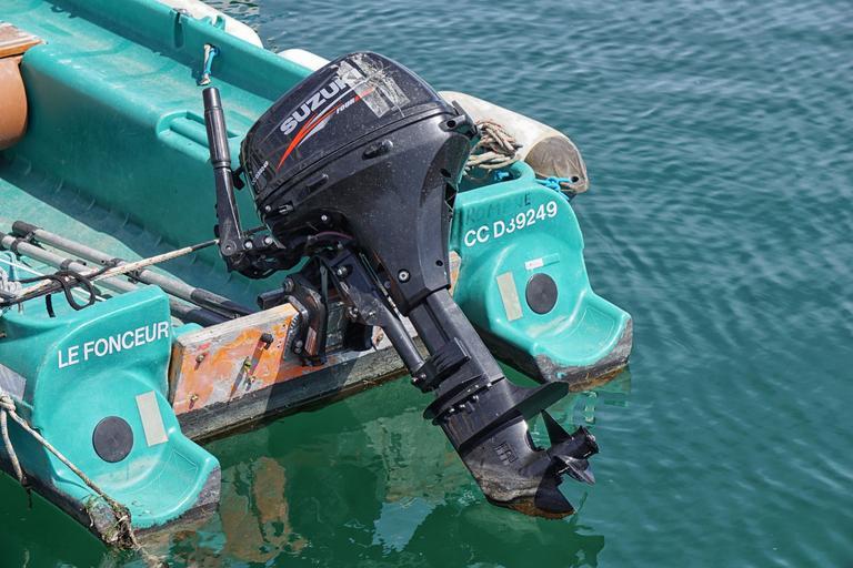 Opatřete svou loďku motorem