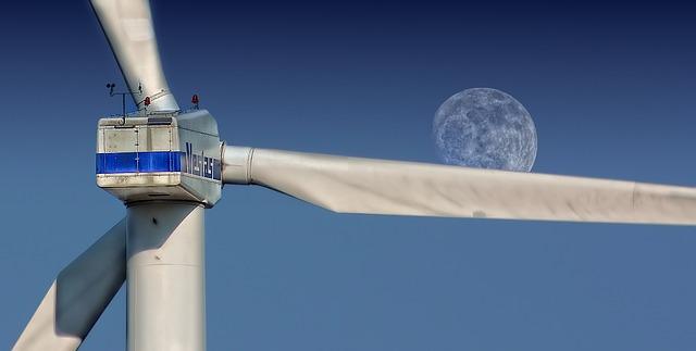 větrná elektrára