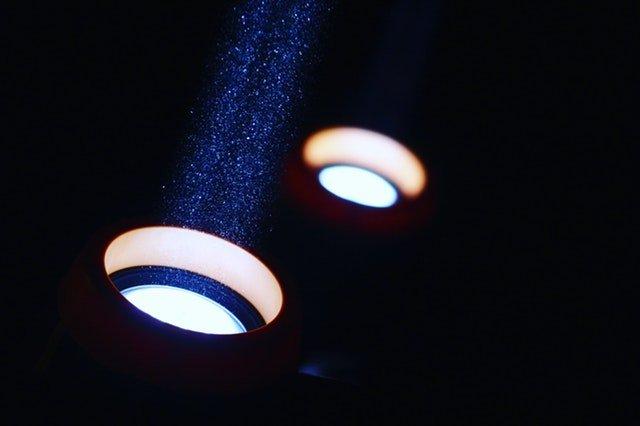 Světlo s designovými možnostmi