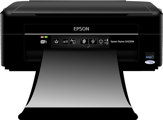 Zařízení značky Epson
