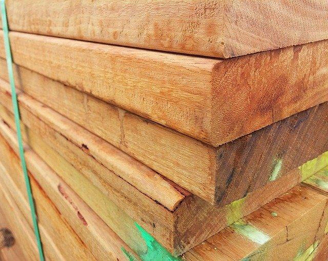 dřevo prkna