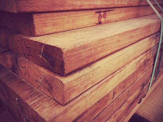 vazník dřeva