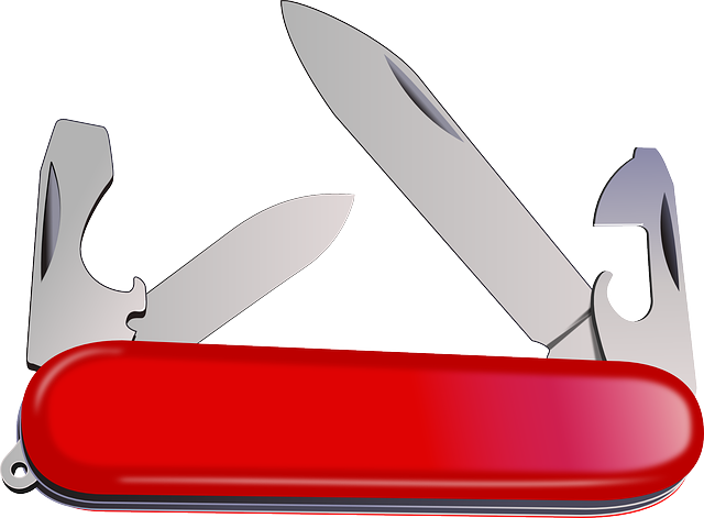 Nože do kapsy vystřelovací