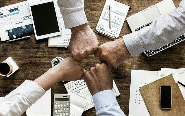 spolupráce v SEO týmu