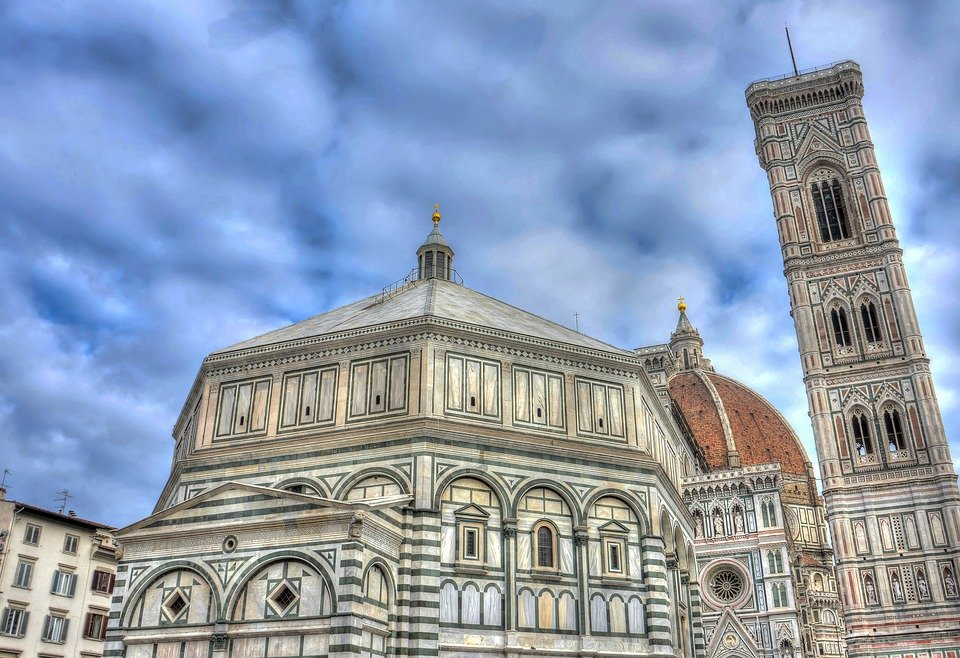 katedrála ve florencii